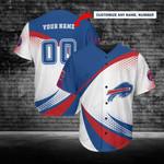 Buffalo Bills Personalized Baseball Jersey 228