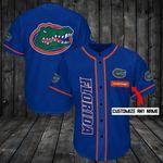 Florida Gators Football Personalized Baseball Jersey Shirt 78