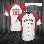 Boston Red Sox Personalized Baseball Jersey 269