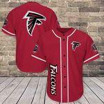 Atlanta Falcons Baseball Jersey 282
