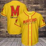 Maryland Terrapins Baseball Jersey 265