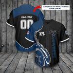 Dallas Cowboys Personalized Baseball Jersey 297
