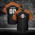 San Francisco Giants Personalized Baseball Jersey Shirt 208