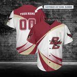Boston College Eagles Personalized Baseball Jersey 251