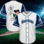 MK-Seattle Mariners Baseball Jersey 31