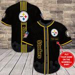 Pittsburgh Steelers Personalized Baseball Jersey Shirt 131