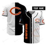 Chicago Bears Personalized Baseball Jersey 503