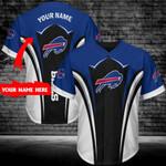 Buffalo Bills Personalized Baseball Jersey 291