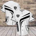 Las Vegas Raiders Baseball Jersey Shirt 415