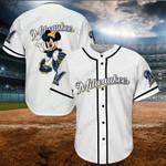 Milwaukee Brewers Baseball Jersey Shirt 51