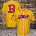 Rutgers Scarlet Knights Baseball Jersey 260