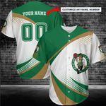 Boston Celtics Personalized Baseball Jersey 239