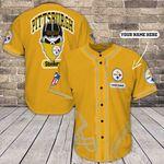 Pittsburgh Steelers Baseball Jersey 391