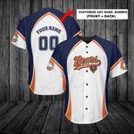 Chicago Bears Personalized Baseball Jersey 267
