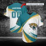 Jacksonville Jaguars Personalized Baseball Jersey Shirt 193