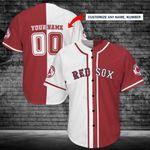 Boston Red Sox Personalized Baseball Jersey Shirt 111
