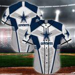 Dallas Cowboys Baseball Jersey 15