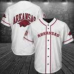 Arkansas Razorbacks Baseball Jersey 246