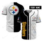 Pittsburgh Steelers Personalized Baseball Jersey 497