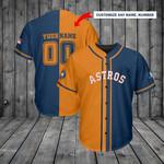 Houston Astros Personalized Baseball Jersey Shirt 120