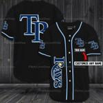 Tampa Bay Rays Personalized Baseball Jersey 310