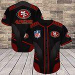 San Francisco 49ers Baseball Jersey 5