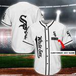 Chicago White Sox Personalized Baseball Jersey Shirt 83