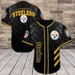 Pittsburgh Steelers Baseball Jersey 1