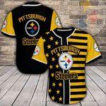Pittsburgh Steelers Baseball Jersey Shirt 71