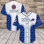 Buffalo Bills Baseball  Jersey 2