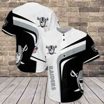 Las Vegas Raiders Baseball Jersey 420