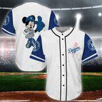 Minnie-Los Angeles Dodgers Baseball Jersey 13