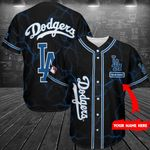 Los Angeles Dodgers Personalized Baseball Jersey 275