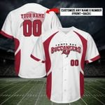 Tampa Bay Buccaneers Personalized Baseball Jersey 271