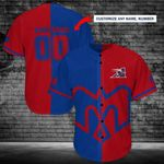 Canada Montreal Alouettes Personalized Baseball Jersey Shirt 155
