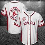 Boston Red Sox Personalized Baseball Jersey Shirt 211