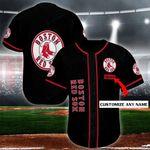 Boston Red Sox Personalized Baseball Jersey Shirt 103