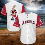 Los Angeles Angels Baseball Jersey 18
