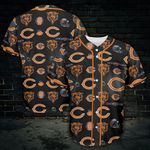 Chicago Bears Baseball Jersey 485