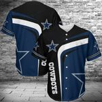Dallas Cowboys Baseball Jersey 354