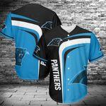 Carolina Panthers Baseball Jersey 440