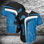 Detroit Lions Baseball Jersey 442