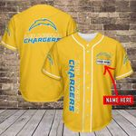 Los Angeles Chargers Baseball Jersey 417
