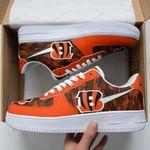 Cincinnati Bengals AF1 Shoes 261