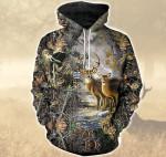 Deer Hunting Full All Over Printed 1112