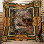 Hunt Deer Blanket