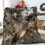 Duck Hunting Quilt