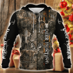 Deer Hunting Black HB 0412