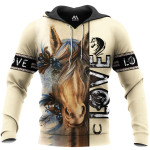 Love Horse Skin Color 3D