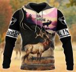 Elk Hunting 02 All Over Printed 0301